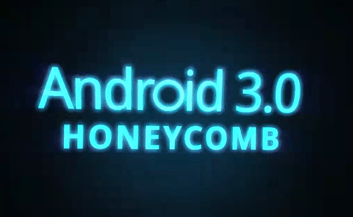 android honeycomb 3.01