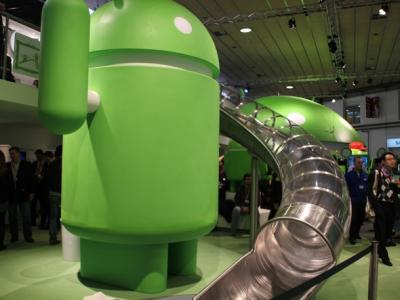 android slide