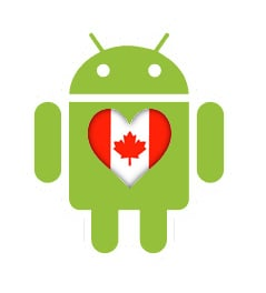 android canada