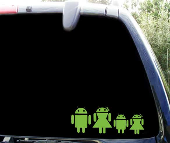 androidsoncar