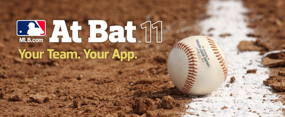 MLB At Bat Header