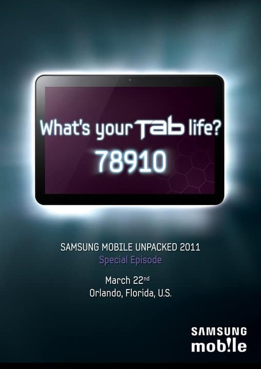 Samsung Whats your tab life