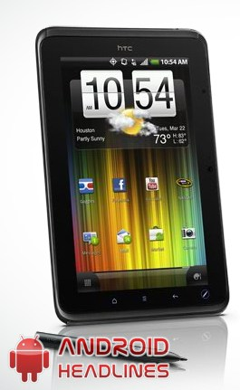 HTC EVO View 4G wmah