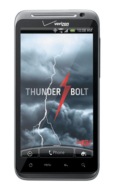 HTC Thunderbolt 1