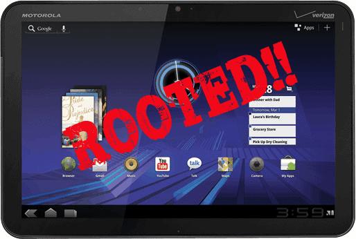 Motorola-Xoom-Rooted