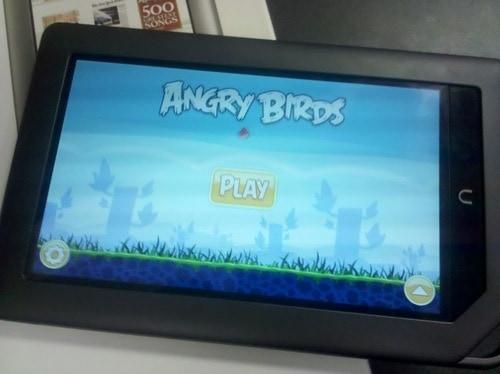nook angrybirds