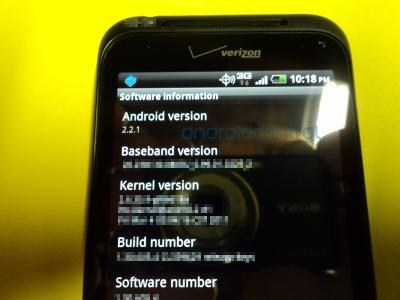 Verizon HTC Droid Incredible 2 4