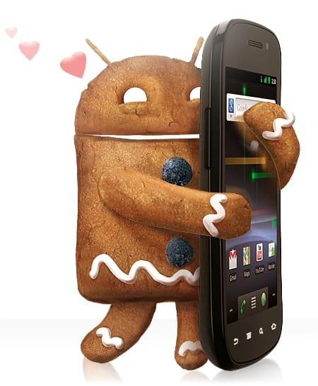 spratt android gingerbread