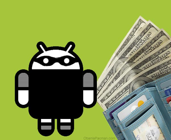 Android Market app store fail approves scam banking app from theives