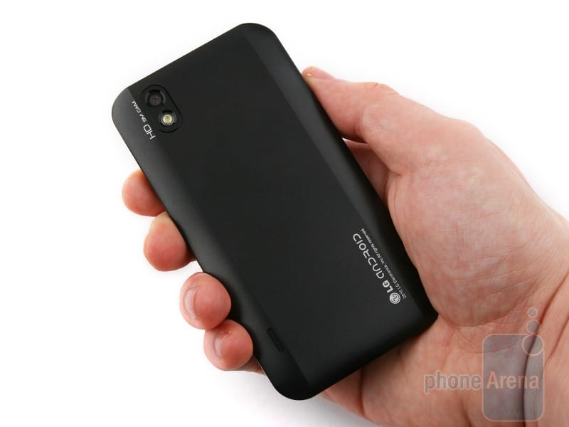 LG Optimus Black Preview Design 04