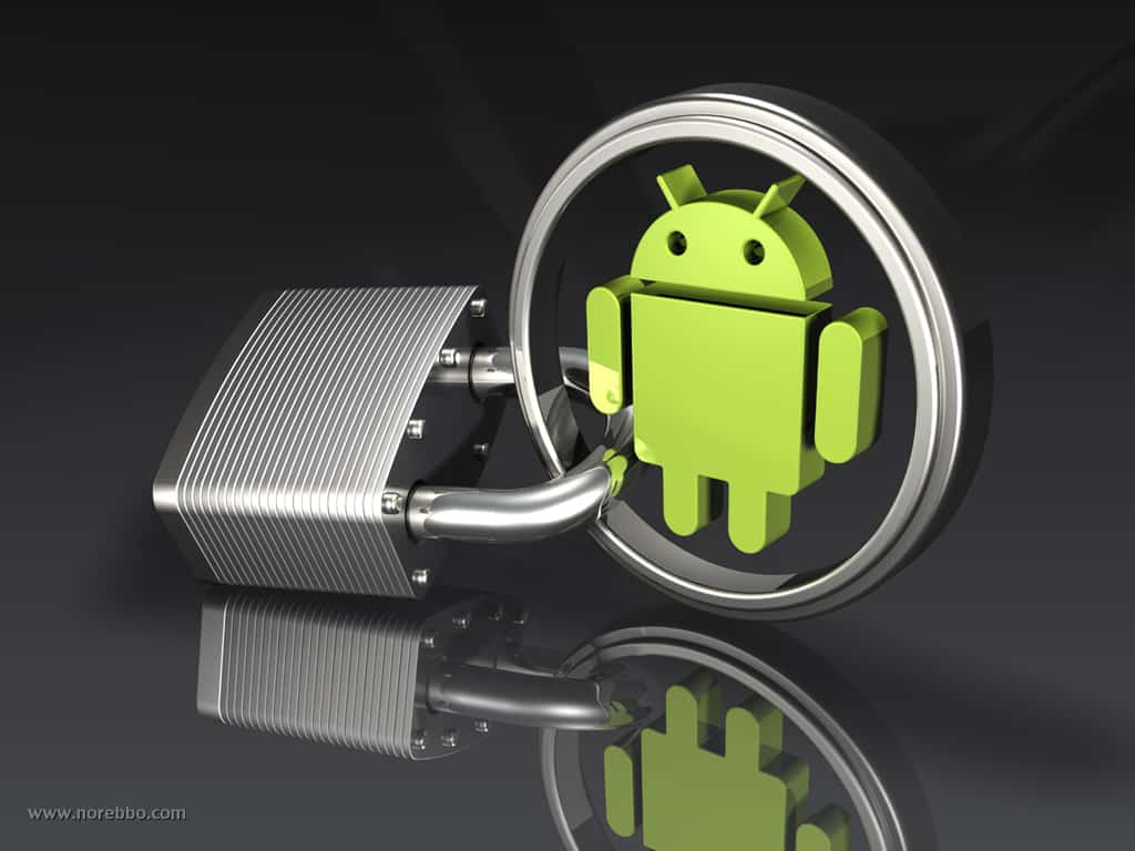 lock android logo