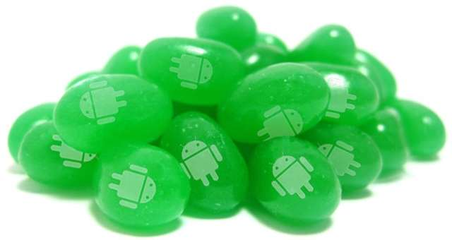 Android jellybeans