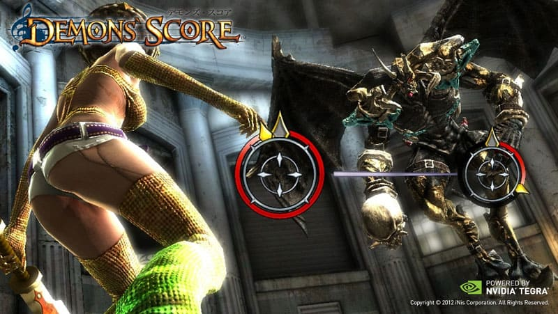 demons score android game 2