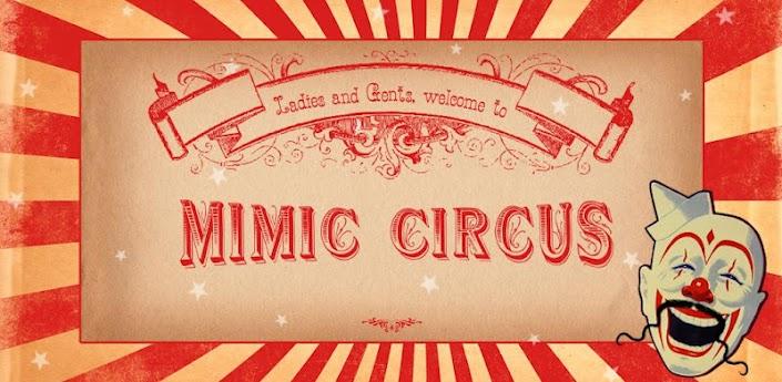 mimic circus header
