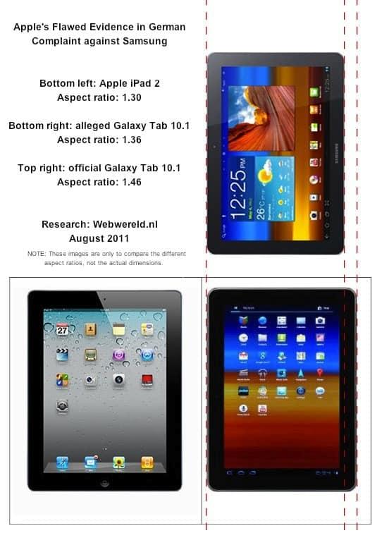 Apple Fakes Evidence