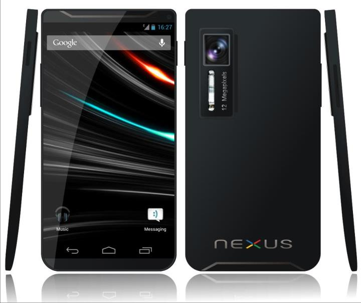 Featured: What The Next Galaxy Nexus Would Ideally Look Like And Feature