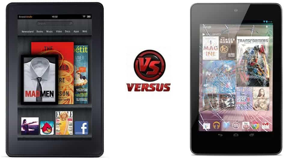 Google-Nexus-7-vs-Amazon-Kindle-Fire