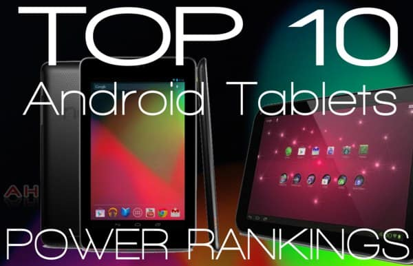TOP 10 Android Tablets Androidheadlines.com 2