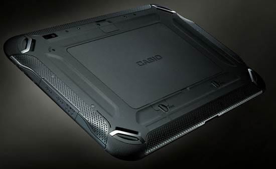 casio-rugged tablet