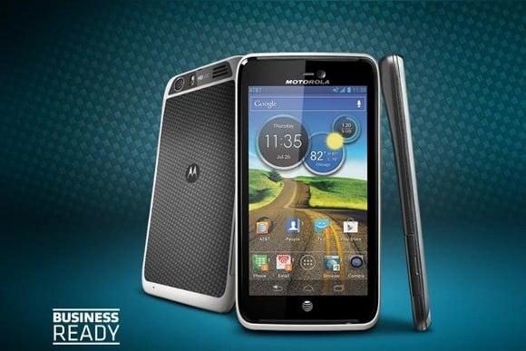 Featured: Motorola Debuts The Atrix HD, Smarter, Faster, Sleeker