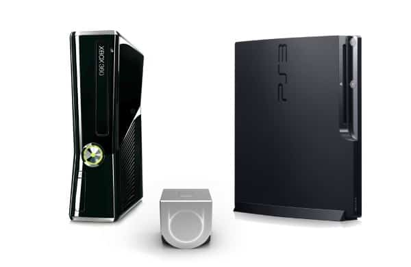 Xbox, OUYA, and PS3