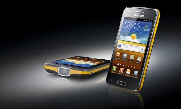 Featured: Samsung Galaxy Beam Launches In UK, US Launch Unannounced
