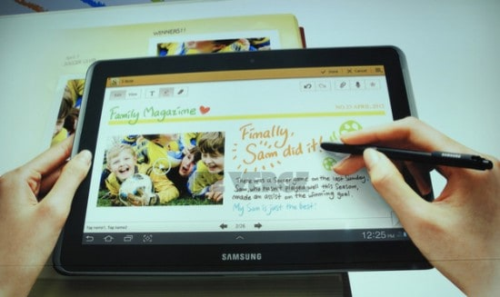Featured: Samsung Galaxy Note 10.1 Shows Itself In Commercial, No Word On Launch Date Yet