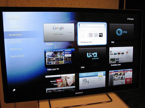 Featured: Google TV Customers Not Left In The Dark, Will Get Airplay-Like Functionality