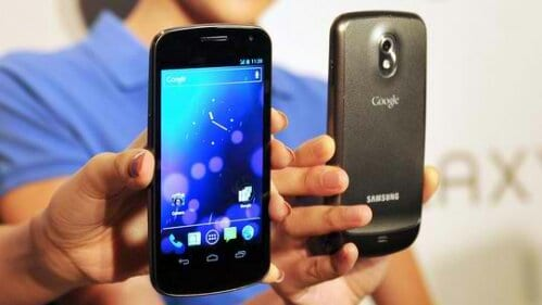 wpid Samsungs Galaxy Nexus smartphones