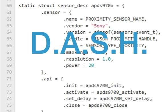 DASH Now Open Source