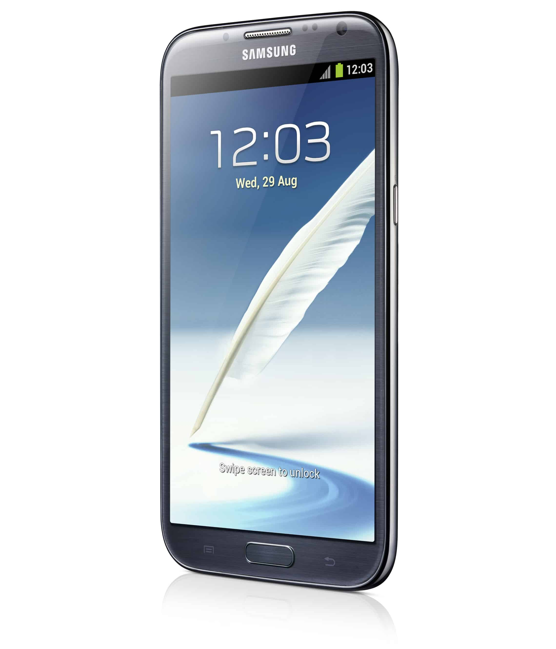 GALAXY Note II Product Image Gray2