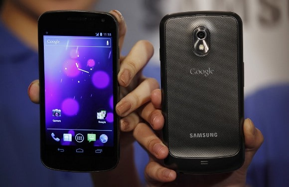 Featured: Samsung Copied The iPhone With Galaxy Nexus Claims Apple, Didn't Gain Market Share However