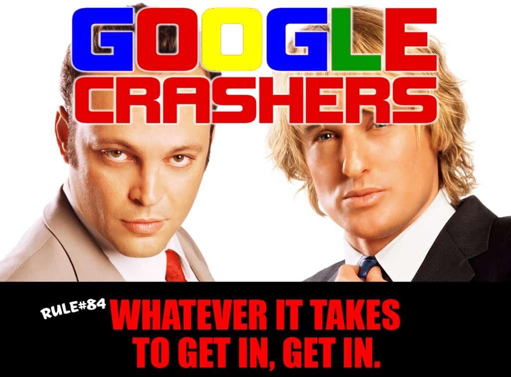 Google Chrashers AndroidHeadlines