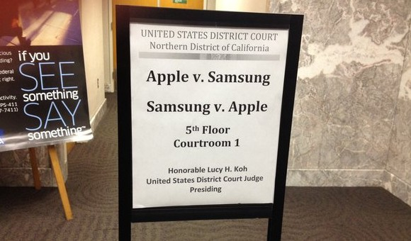 Featured: Thanks To Samsung's Leaked Evidence, Apple Tells Judge To Say Their Patents Are Valid And Dismiss Case