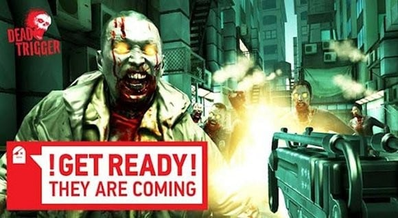 Featured: Dead Trigger Now Free On iOS As Well, Still Claiming Rampant Piracy