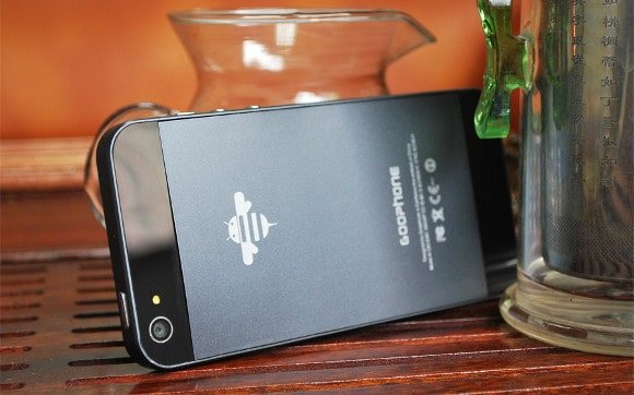 Featured: Android Powered iPhone 5 Clone Debuts Ahead of Apple's Upcoming Launch