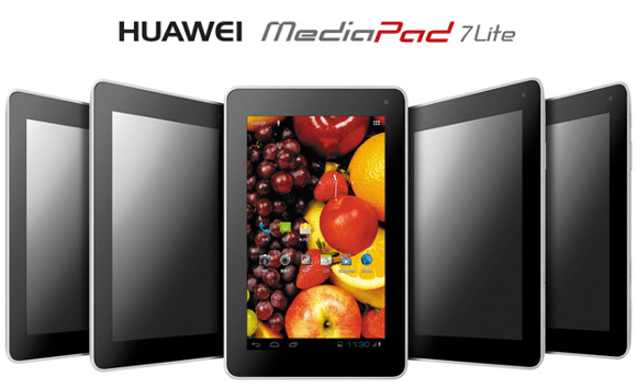 Featured: Huawei Debuts 7 Inch Mid-Range Tablet