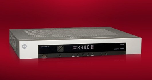 Featured: Google Reportedly Selling Off Motorola's Set Top Box Business