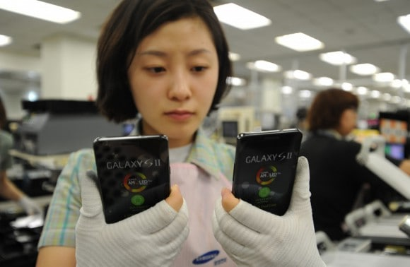 """Featured: Samsung Accused of Copying Apple Again, """"Alleged Child Labor Abuse at Chinese Factories"""""""