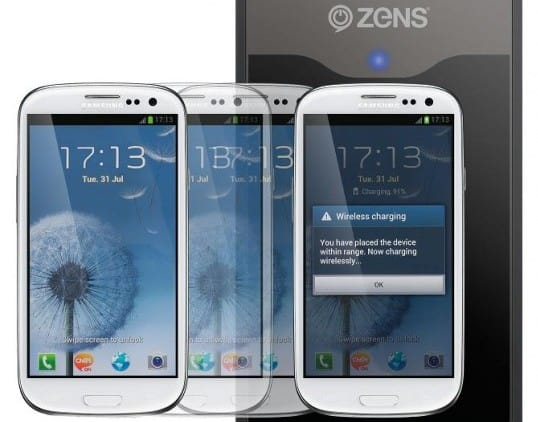 Featured: New Wireless Charging Kit Coming To The Samsung Galaxy S III, Great Way To Cut The Cord