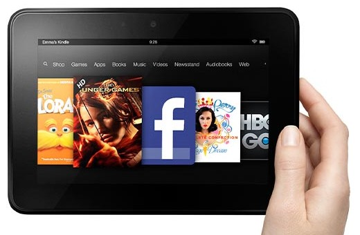 Featured: Amazon's 7-Inch Kindle Fire HD Launches Today