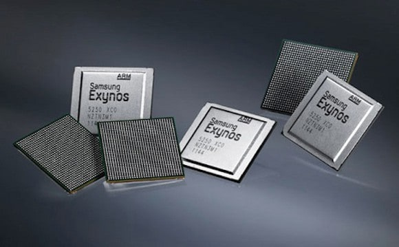 Featured: Samsung Caught Testing Device With Buzzed About Exynos 5 Dual Chip