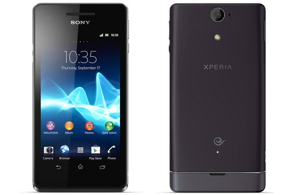 Featured: The Waterproof Sony Xperia V Set To Launch Sometime In December