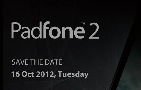 Featured: The Asus Padfone 2 To Debut October 16th
