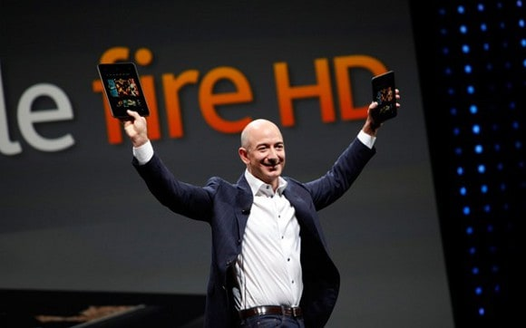Featured: Amazon Doesn't Want To Make Money From Hardware Reveals Jeff Bezos