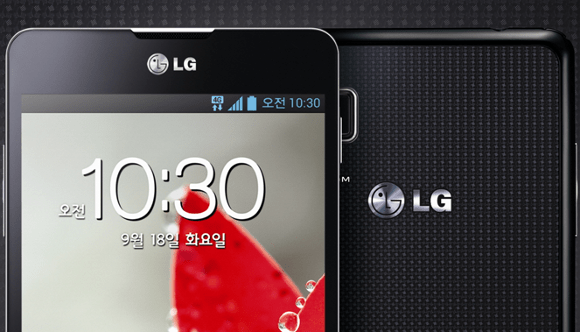 Featured: Canada To Get The LG Optimus G