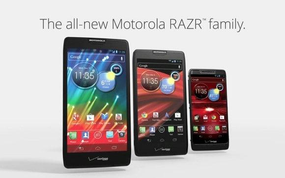 Featured: Motorola Debuts The DROID RAZR HD, RAZR MAXX HD, And RAZR M