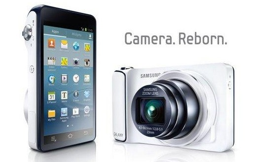 Featured: Samsung's Galaxy Camera Gets Priced And Ready For Pre-Order In UK