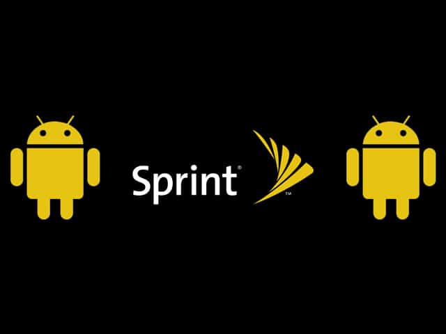 sprint android logo