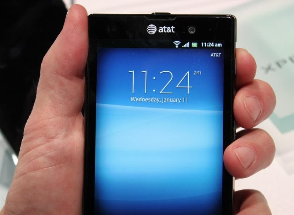 AT&T Android
